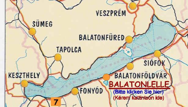 balaton térkép balatonlelle Balatonlelle Stadtplan / Térkép balaton térkép balatonlelle
